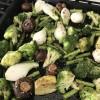 Grönsaker i ugn – grönsakssallad