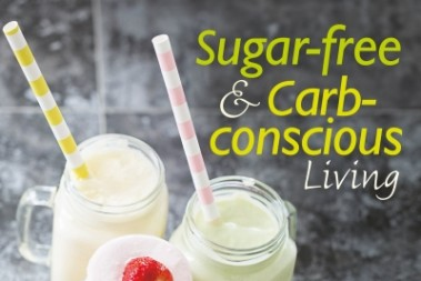 Min senaste bok ute på English: Carb-conscious Living