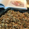 Granola crunch med lakrits – egen!
