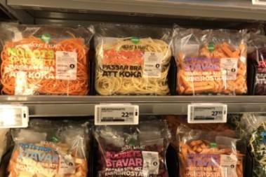 Kålrotsspaghetti – Perfekt!