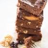 Kladdkaka / brownies med bönor & avokado
