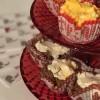 LCHF saffransmuffins & pepparkaksmuffins med frosting