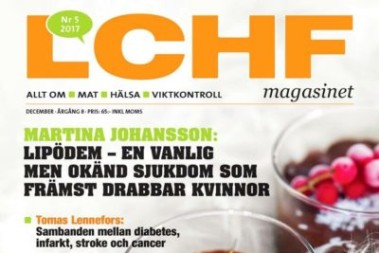 LCHF magasinet i julklapp