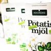 Ekologiskt potatismjöl – bästa resistenta stärkelsen