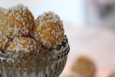 Saffransbollar LCHF/rawfood