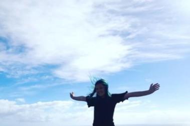 'At the top of the world' tankar om livet…