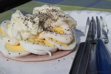 LCHF 'Smörgås' alternativ