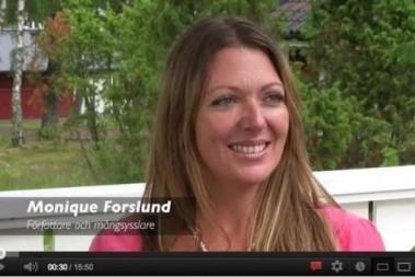 Intervju om barn, LCHF o välling på youtube