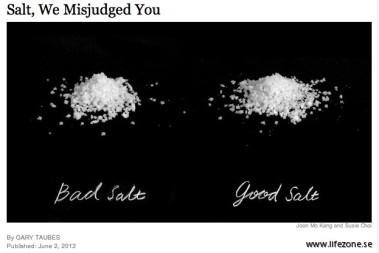 Mera salt!