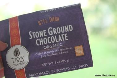 Fantastisk choklad