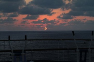 Funktionell träning vid soluppgång