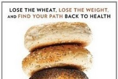 Lyssnar på William Davis, författaren till 'Wheat Belly'