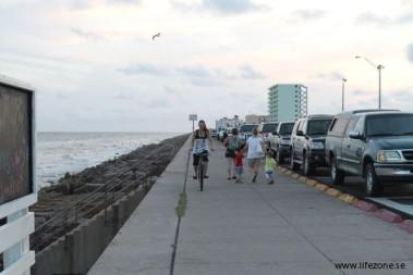 'Ingen' cyklar runt en hel dag!