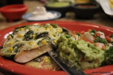 Mexikansk middag – inte helt lätt på LCHF!