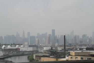 Några timmar i New York