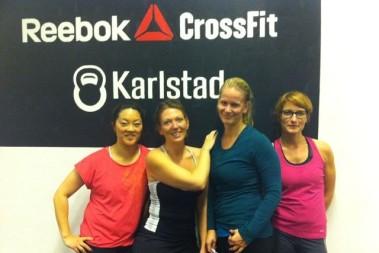 Girl-power träning