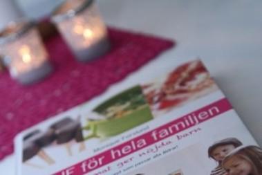 Vinn ett exemplar av 'LCHF för hela familjen'