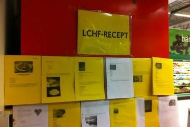 Vilken glad LCHF suprise!