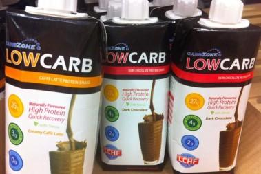LCHF stämpel på low carb (söta) produkter!