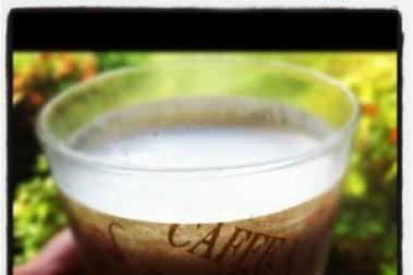 Kaffe ute