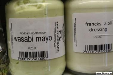 Wasabi majonnäs
