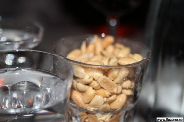 Jordnötter o vin…