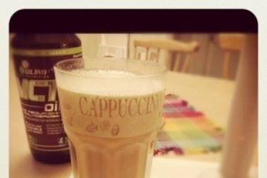 Bullet-kaffe god morgon
