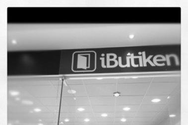 Bra service @ iButiken i Karlstad