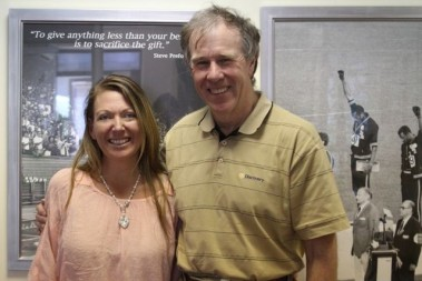 My meeting with Prof. Tim Noakes