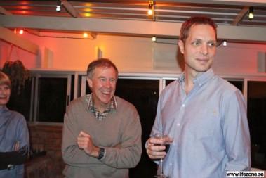 Middag med Prof. Tim Noakes & kostdoktorn