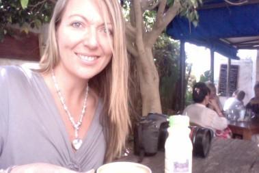 Färsk grädde på Olympia Café