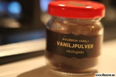 Vanilj och vanilj….