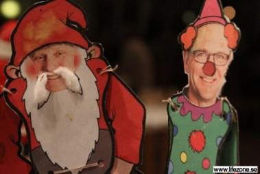Fantastisk julbord på Terassen, Kjell & Bola