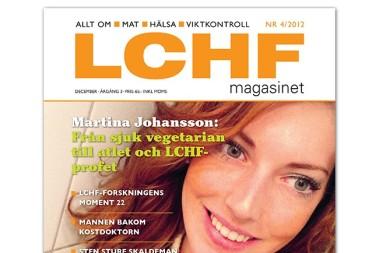 Senaste LCHF tidningen