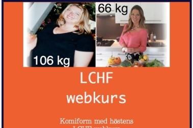 Imorgon startar LCHF webkursen