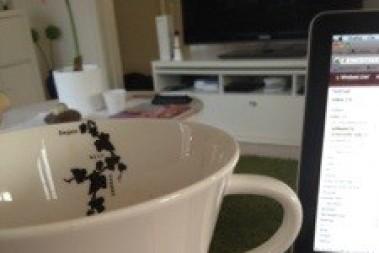 Bulletkaffe och soppa