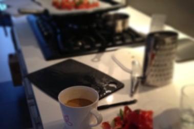 LCHF bokfotograferingen, matlagning o bullet-kaffe