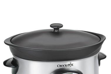 Nu har jag bestämt mig för Crock-Pot