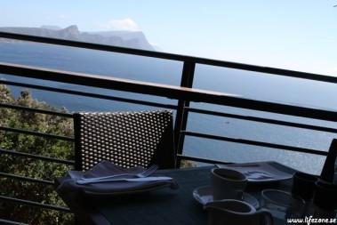 Cape Point och frukost