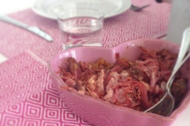 LCHF pulled pork i flera dagar