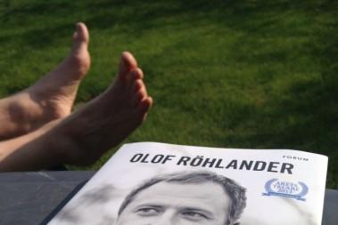 Olof Röhlander i Karlstad ikväll