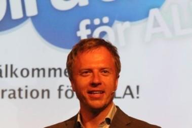 Olof Röhlander sprider inspiration för alla
