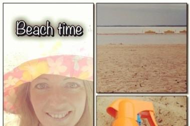 LCHF på stranden