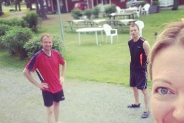 Morgontränat m Jonas Bergqvist