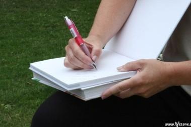 Träning och signering