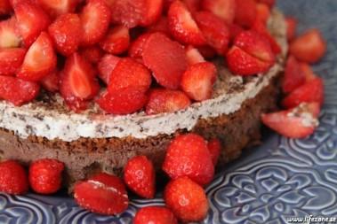 Baka LCHF tårta