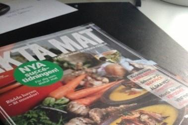 Nya tidningen – fokus: Äkta mat