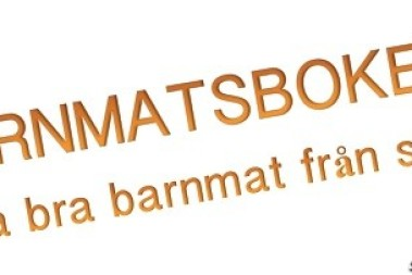 Min nya bok: BARNMATSBOKEN