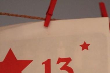 Moniques LCHF kalender! Lucia…