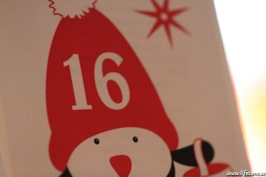 Moniques LCHF kalender 16!